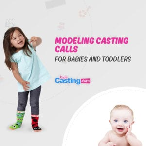 Casting Calls for Babies and Toddlers