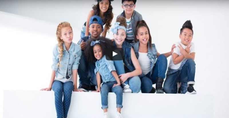 Behind the Scenes: Commercial with Dancing Kids