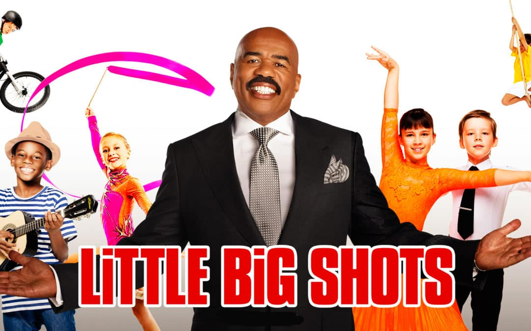 Shows for Child Performers: Little Big Shots