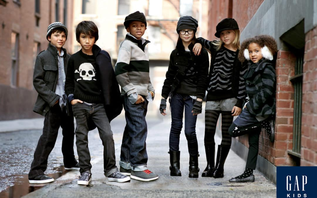 GAP Kids Casting Call Video