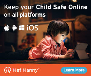 Net Nanny: Protect Your Kids Online